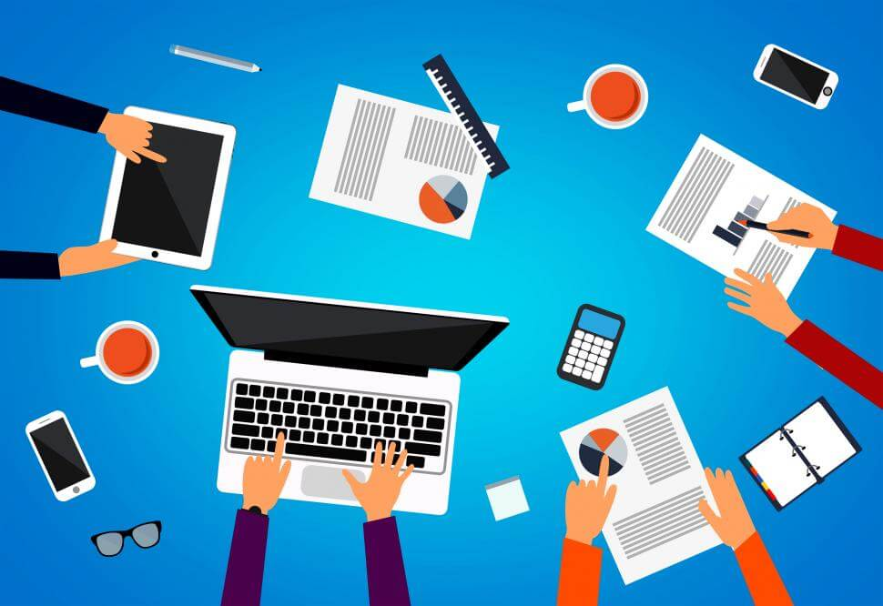 Marketing Digital para PYMES: Área Comercial.